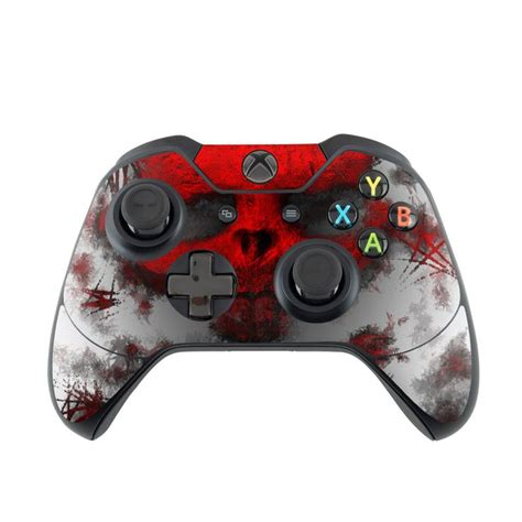 xbox one controller light microsoft xbox one controller skin war light by