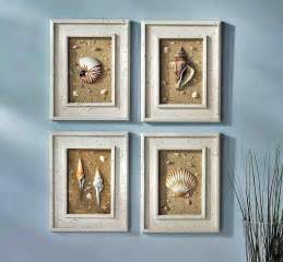 wall decorating ideas for bathrooms seashell wall decor bathroom decor ideasdecor ideas