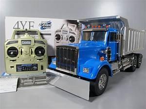 Custom Convert Tamiya 1/14 RC King Hauler Semi Dump Truck ...