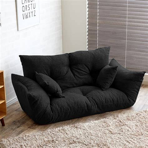 modern folding sofa bed adjustable arm reclining back