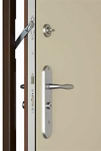 installation dun bloc porte blinde pas cher fichet d With porte de garage coulissante avec serrure fichet