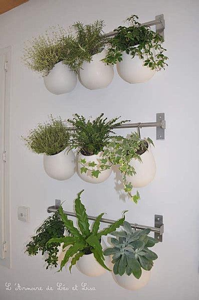 plante pour cuisine mur vegetal ikea déco intérieur extérieur