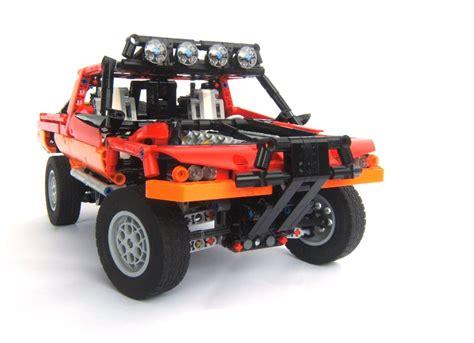 Lego Baja Truck by Solar Energy For Robots Solar Powered Robots