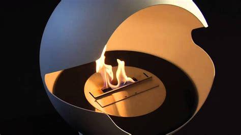 Kamin Ohne Echtes Feuer by Vauni Globe Bioethanol Kamin Echtes Feuer Ohne