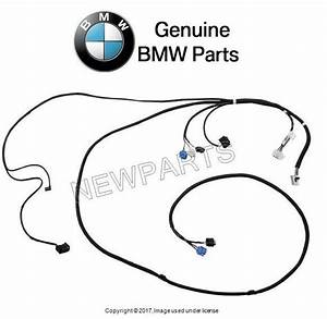 Bmw E46 Convertible Folding Top Wire Harness 8243267