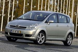 Toyota Verso Dimensions : toyota corolla verso 2005 dimensions ~ Medecine-chirurgie-esthetiques.com Avis de Voitures