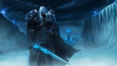 Sword Knight Arthas Warcraft