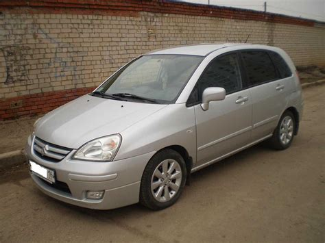 2004 Suzuki Cars by 2004 Suzuki Liana Pictures Information And Specs Auto