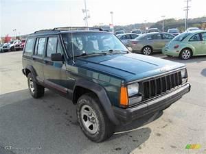 1996 Jeep Cherokee Sport 4wd Exterior Photos