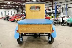 1923 Ford Model T 1 Blue Pickup Truck 4