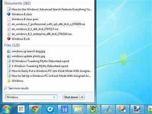 how to use windows advanced search features everything With search documents windows
