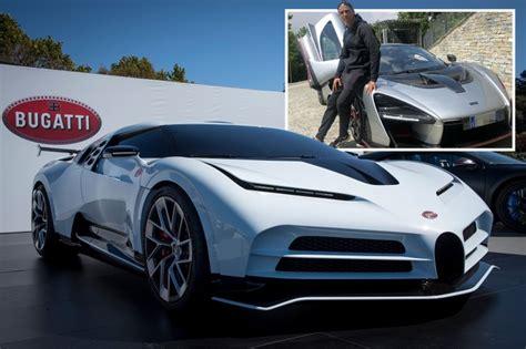 Vorher gab es die bugatti automobili spa in italien. Cristiano Ronaldo Buys Bugatti Centodieci - Sports - Nigeria