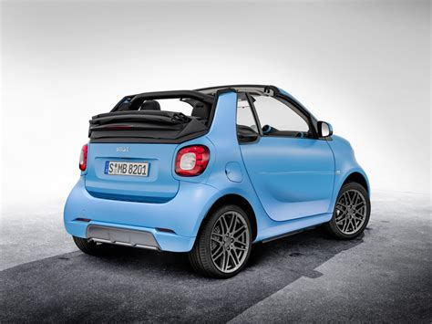Smart : Brabus Packages Up Smart Fortwo & Forfour, Still No