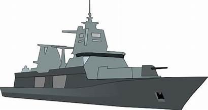 Navy Clipart Ship Clip War Vector Army