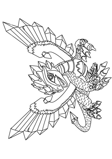 How to Train Your Dragon: Coloring Pages & Books 100%