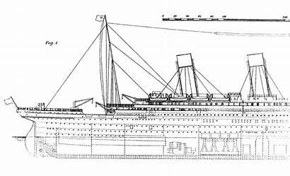 Titanic Plans Blueprints Ship Rms Olympic Pdf