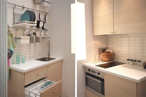 cuisine ikea petit espace cuisine ikea metod pour surface mademoiselledeco