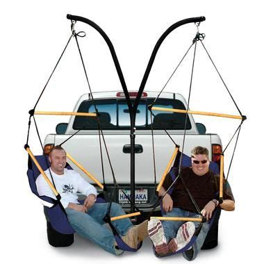 Trailer Hitch Hanging Chairs by If Skymall Is An Indicator Of Where Humanity Is Headed I