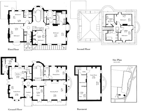 design floor plan manor house floor plan plans country hol large