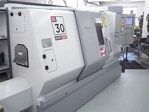 Cnc Turning Centers  Haas Sl