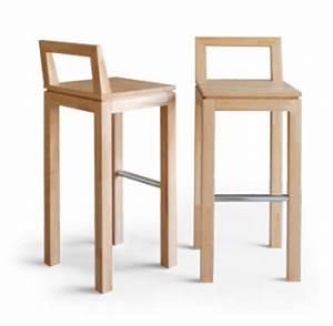 Tabouret Haut En Bois : bancs tabourets en bois massif flip design boisflip design bois ~ Teatrodelosmanantiales.com Idées de Décoration