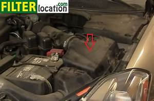 How To Change The Air Filter On Nissan Maxima 2004