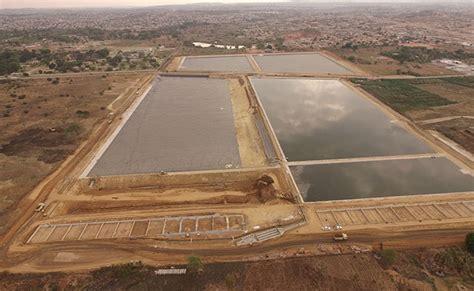 lusaka water  sanitation project zambia tetra tech