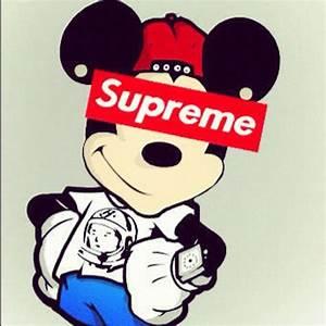 Mickey Mouse Dope Wallpaper - WallpaperSafari