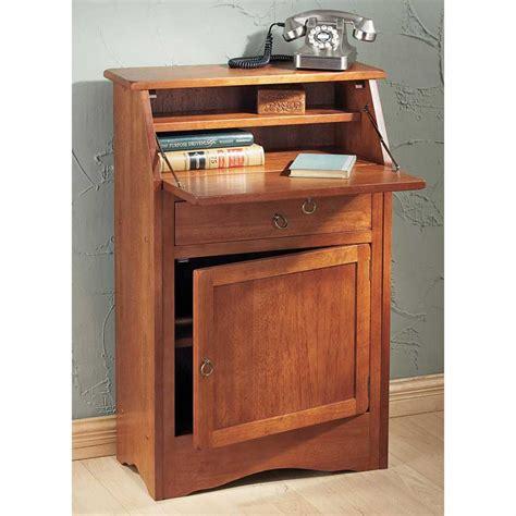 unfinished wood secretary desk wood secretary desk ideas and style