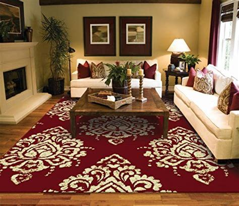 Living Room With Burgundy Rug by Luxury Burgundy Rugs For Front Door Kitchen Rugs
