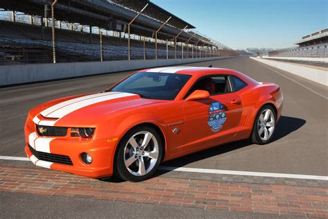 Chevrolet To Offer 2018 Camaro Indy 500 Pace Car Replicas