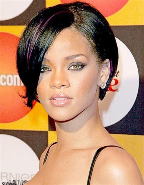 COUPES DE STARS  Toutes les modeles et sytles de coiffures de Rihanna photos grande resolution