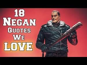 Best of Negan -... Funny Negan Quotes