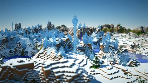 Descargar Template Render Minecraft Profesional by Ice Spikes Minecraft 1 7 2 Rendered In Octane By