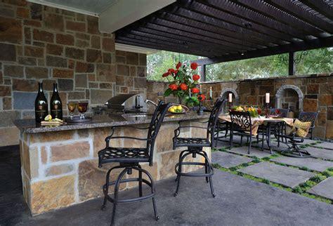 photo cuisine exterieure jardin la cuisine d été le centre and sympa du jardin