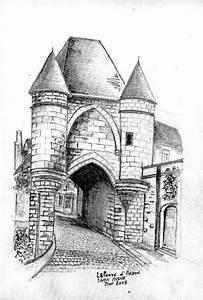 dessin noir blanc un mousquetaire avec ses pinceaux et With croquis d une maison 12 dessin de jardin en perspective le jardin de bastian