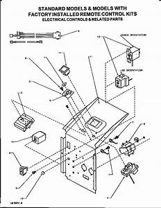 Amana Air Conditioner Front Assembly Parts