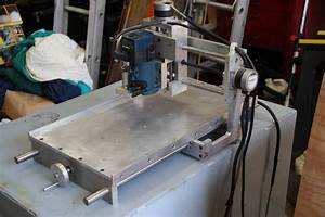 Homemade Cnc Router -  400