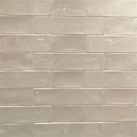 handmade subway tile  alternating    pattern