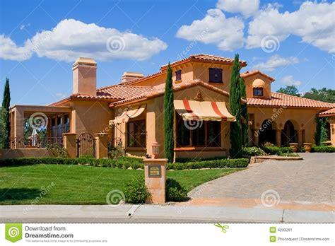 floor plans for ranch homes maison italienne de type image stock image 4293261