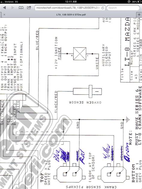 microtech ecu wiring diagram auto electrical wiring