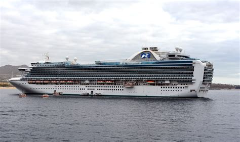 Mille Fiori Favoriti Ruby Princess Cruise Ship