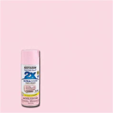 light pink spray paint rust oleum painter s touch 2x 12 oz gloss pink