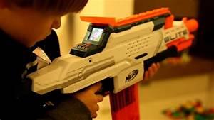 Best Nerf Gun Toy Ever  Elite Nerf Cam Ecs-12