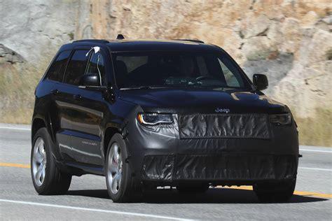 2018 jeep grand cherokee hellcat hellcat powered 2018 jeep grand cherokee srt trackhawk