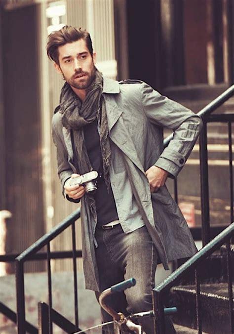 mens fashion jacket scarf shirt menswear pinterest scarf shirt guy fashion  glasses