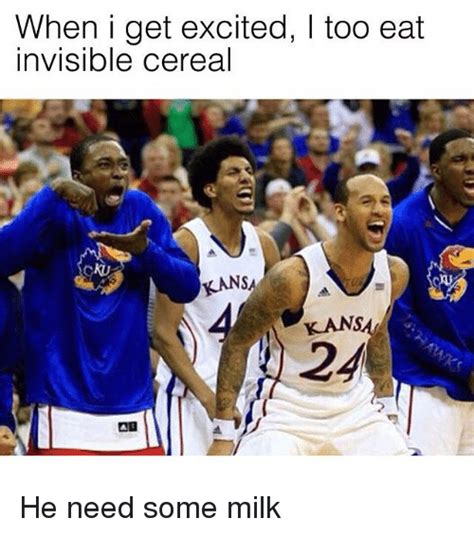 Invisible Cereal Meme - 25 best memes about he need some milk he need some milk memes