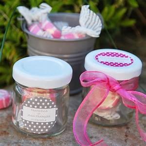 Petit Pot De Confiture : pot confiture personnalis pour invit mariage ~ Farleysfitness.com Idées de Décoration