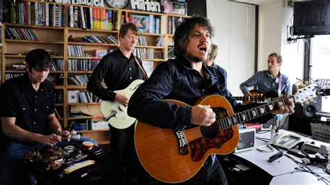 Wilco Tiny Desk 2011 by Wilco Npr Tiny Desk Concert 18 Minutes 2012