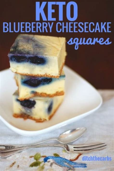 keto blueberry cheesecake recipe
